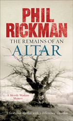 The Remains of an Altar (Merrily Watkins Mysteries Book 8) - Phil Rickman