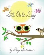 Little Owl's Day - Divya Srinivasan