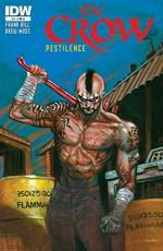 The Crow: Pestilence #1 - Frank Bill, Drew Moss, James OÕBarr