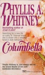 Columbella - Phyllis A. Whitney