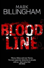 Bloodline - Mark Billingham