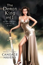 The Demon King and I - Candace Havens