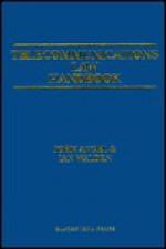 Telecommunications Law Handbook - Jon Angel, Ian Walden