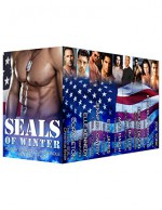 SEALs of Winter: A military romance superbundle - Elle James, Delilah Devlin, Kimberley Troutte, Anne Marsh, Jennifer Lowery, Zoe York, Cora Seton, Elle Kennedy, S.M. Butler