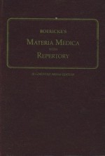Homoeopathic Materia Medica: Comprising Characteristic And Guiding Symptoms Of The Remedies - William Boericke
