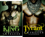 KING (2 Book Series) - T.M. Frazier