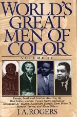 World's Great Men of Color, Volume II - J. Rogers