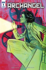 Archangel #1 (of 5) - William Gibson, Tula lotay, Butch Guice