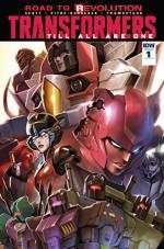 Transformers: Till All Are One #1 - Sara Pitre-Durocher, Mairghread Scott