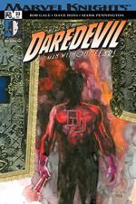 Daredevil (1998-2011) #23 - Bob Gale, David Ross, David Mack