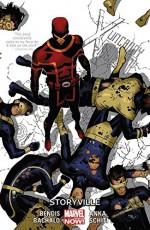 Uncanny X-Men Vol. 6: Storyville - Brian Miachel Bendis, Chris Bachalo, Stuart Immonen, Mahmud Asrar, Kris Anka, Frazier Irving