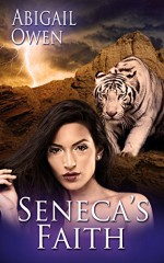 Seneca's Faith (Shadowcat Nation Book 4) - Abigail Owen