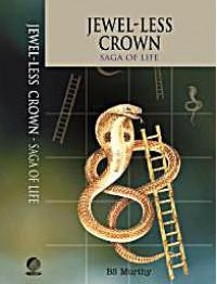 Jewel-Less Crown : Saga of Life - BS Murthy Bulusu