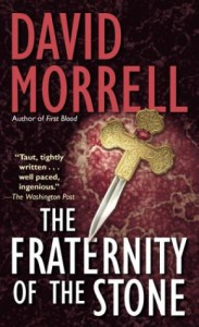 Fraternity of the Stone - David Morrell