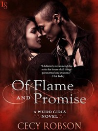 Of Flame and Promise - Cecy Robson