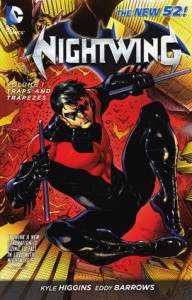 Nightwing, Vol. 1: Traps and Trapezes - Kyle Higgins