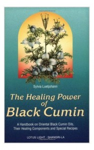 Healing Power of Black Cumin - Sylvia Luetjohann