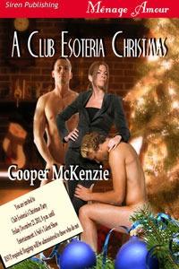 A Club Esoteria Christmas - Cooper McKenzie