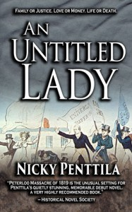 An Untitled Lady - Nicky Penttila