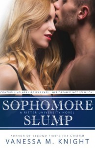 Sophomore Slump (Ritter University) (Volume 5) - Vanessa M. Knight