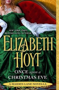 Once Upon a Christmas Eve: A Maiden Lane Novella (Kindle Single) - Elizabeth Hoyt