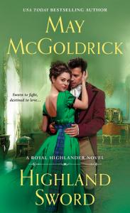 Highland Sword (Royal Highlander) - May McGoldrick