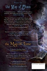 The Map of Chaos: A Novel (The Map of Time Trilogy) - Félix J. Palma