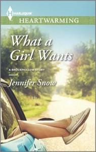 What a Girl Wants - Jennifer Snow