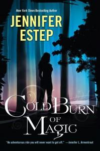 Cold Burn of Magic - Jennifer Estep