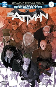 Batman (2016-) #31 - Tom King, June Chung, Mikel Janin, Hugo Petrus