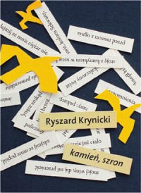 Kamień, szron - Ryszard Krynicki
