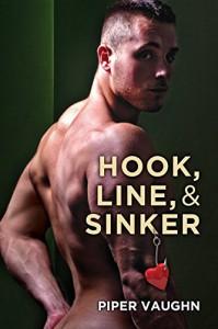 Hook, Line, & Sinker (Hard Hats Book 2) - Piper Vaughn