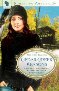 Cedar Creek Seasons - Rachael  Phillips, Becky Melby, Eileen Key, Cynthia Ruchti