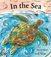 In the Sea - David Elliott