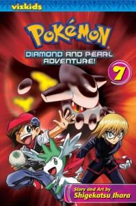Pokémon: Diamond and Pearl Adventure!, Vol. 7 - Shigekatsu Ihara