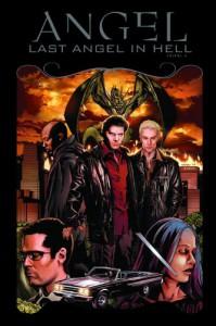 Angel: Last Angel in Hell - Juliet Landau, Stephen Mooney, Franco Urru, Brian Lynch