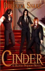 Cinder - Derekica Snake