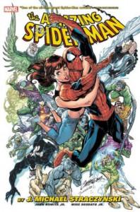The Amazing Spider-Man by J.Michael Straczynski Omnibus Vol.1 - Mike Deodato Jr., J Michael Straczynski, John Romita Jr.