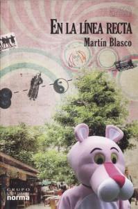 En la línea recta - Martin Blasco