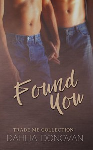 Found You: Trade Me - Dahlia Donovan, Soxsational Cover Art, Hot Tree Editing