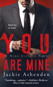 You Are Mine - Jackie Ashenden
