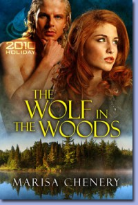 The Wolf In The Woods - Marisa Chenery