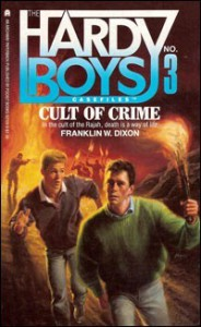 Cult of Crime - Franklin W. Dixon