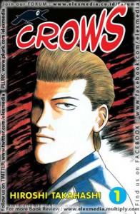 Crows Vol. 01 - Hiroshi Takahashi