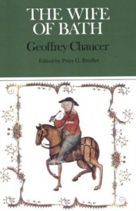 The Wife of Bath (Case Studies in Contemporary Criticism) - Geoffrey Chaucer