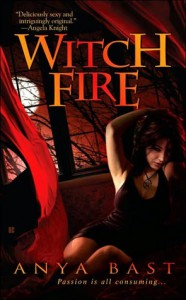 Witch Fire - Anya Bast