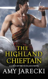 The Highland Chieftain - Amy Jarecki