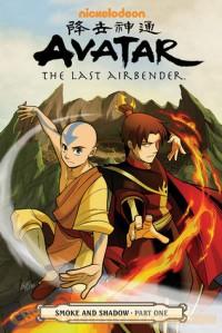 Avatar: The Last Airbender: Smoke and Shadow, Part 1 - Gurihiru, Gene Luen Yang