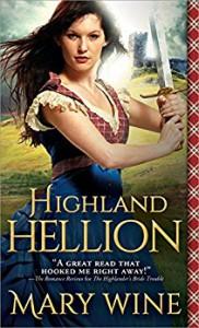 Highland Hellion (Highland Weddings) - Mary Wine