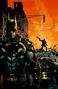 Batman Arkham Knight HC - Peter J. Tomasi